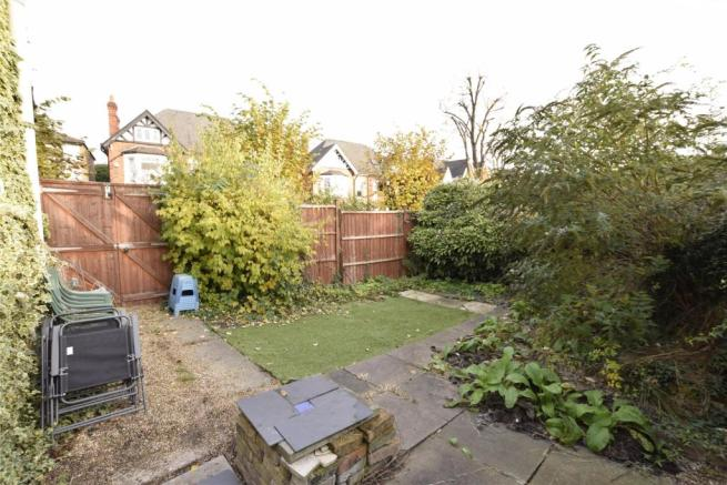 Garden angle three