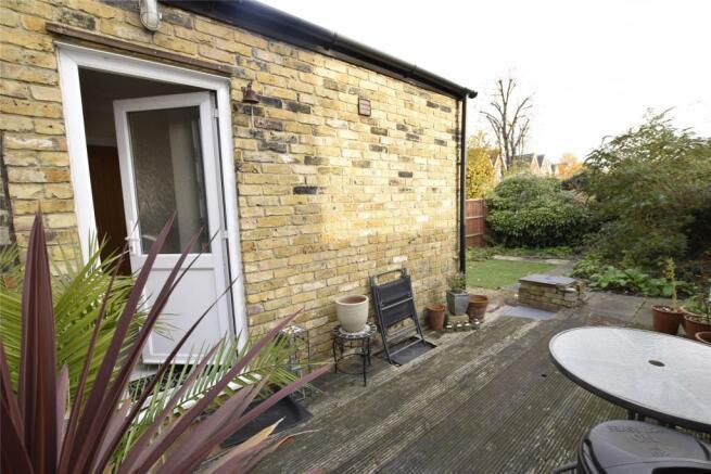 Garden angle two