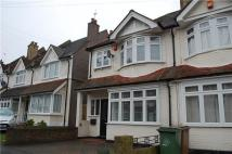 semi detached house to rent in Cowper Gardens...