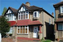 semi detached home in Bandon Rise, WALLINGTON...
