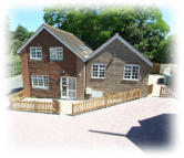 Detached house for sale in Yapton Road, Barnham...