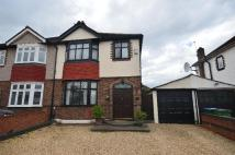 3 bed semi detached house in Sidcup Road Lee SE12
