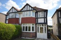 semi detached house for sale in Exford Road Lee SE12