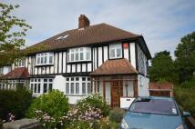 3 bedroom semi detached property in Westhorne Avenue Eltham...