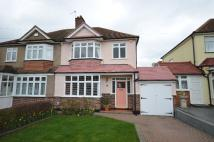 3 bedroom semi detached house in Horncastle Road Lee SE12
