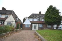 semi detached home to rent in Eltham Road Eltham SE9
