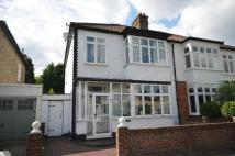 3 bedroom semi detached house in Holme Lacey Road Lee SE12