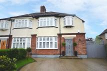 semi detached home to rent in Kingshurst Road Lee SE12