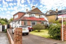 3 bed semi detached property in Senlac Road Lee SE12