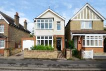 Weston Park Detached property to rent