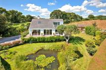 Detached home for sale in Ashcombe, Dawlish