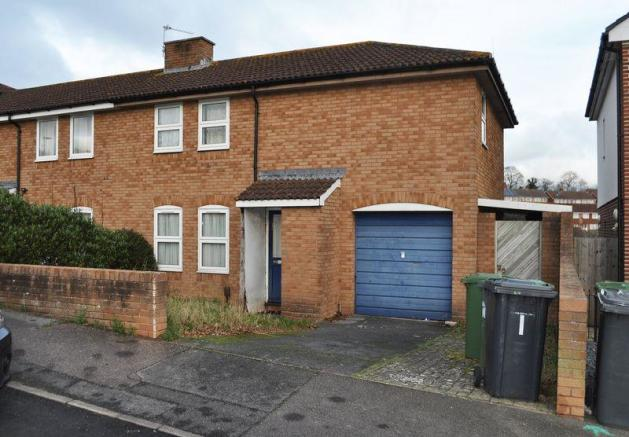 3 bedroom end of terrace house for sale in beacon heath for Terrace exeter