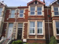 Flat to rent in Salisbury Road, Plymouth...