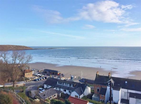 View to Filey Bay