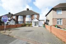 semi detached home for sale in Brampton Road...