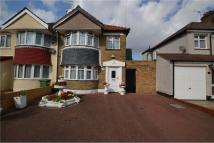 semi detached property in Okehampton Crescent...