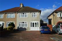 semi detached property for sale in Hythe Avenue...