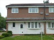 2 bed End of Terrace house in Woodbrook Close...