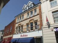Flat to rent in BARNSTAPLE, Devon