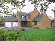 Detached home in Ludford Gardens, Bloxham