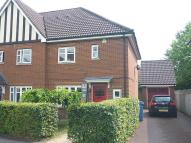 semi detached house to rent in Chineham Close, Fleet...