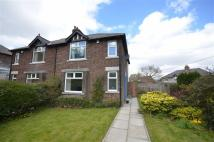 Sunniside semi detached property for sale