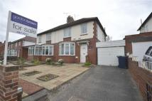 3 bedroom semi detached house in Lobley Hill