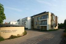 2 bed Flat for sale in Churchill Court...