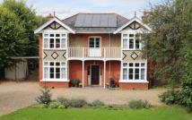 4 bed Detached house for sale in High Street, Harston...