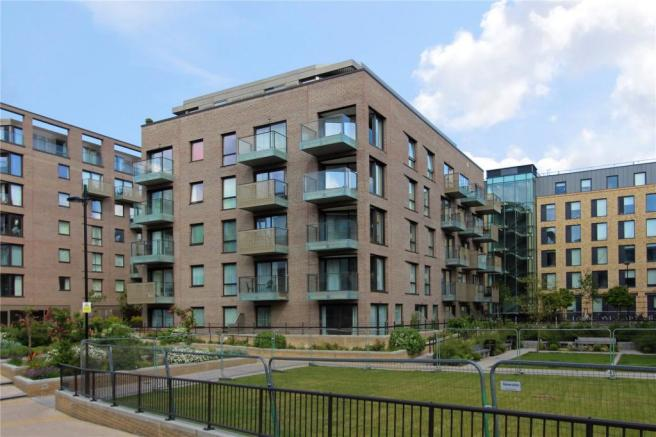 1 Bedroom Apartment For Sale In Watson House 4 Mill Park Cambridge Cb1