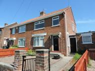 semi detached house in Parkgate Lane, Blaydon...