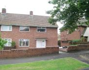 semi detached home in Woodburn Gardens...