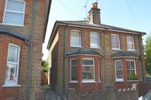 Grove Road  semi detached property to rent