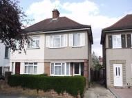semi detached home to rent in Edward Road, Northolt...
