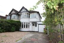 3 bedroom semi detached house for sale in Wood End Road, Harrow...