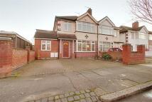 3 bedroom semi detached home in Sandringham Road...