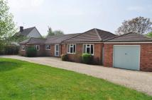 Bungalow in Pratts Lane...