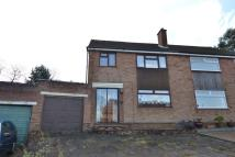 3 bed semi detached home in Belmont Road, Rednal...