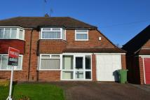 3 bed semi detached house in Windmill Avenue, Rubery...