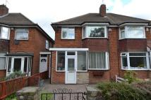 3 bed semi detached property in Haverford Drive, Rednal...