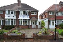 semi detached home for sale in Lickey Road, Rednal...