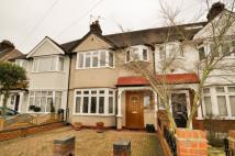 Terraced home for sale in Aylward Road...