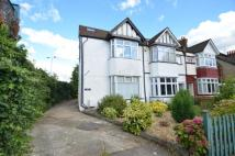 Flat for sale in Merton Hall Road...