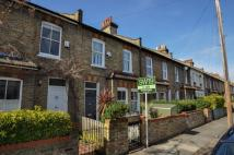 Terraced home for sale in Victory Road, Wimbledon...