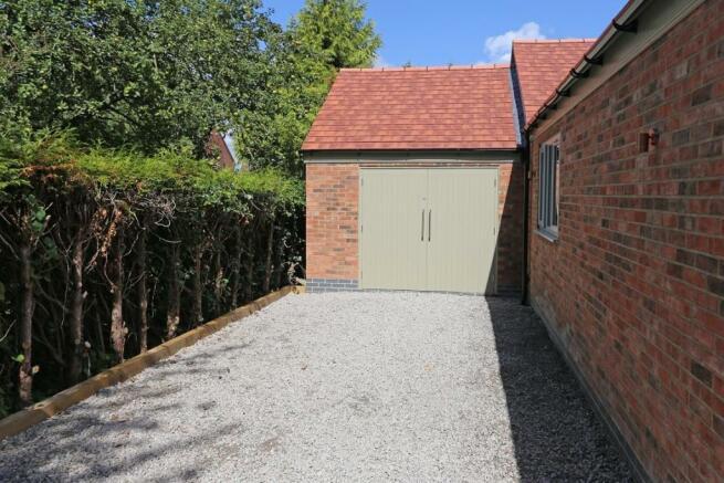 Garage from Rear