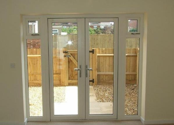 Lounge French Doors