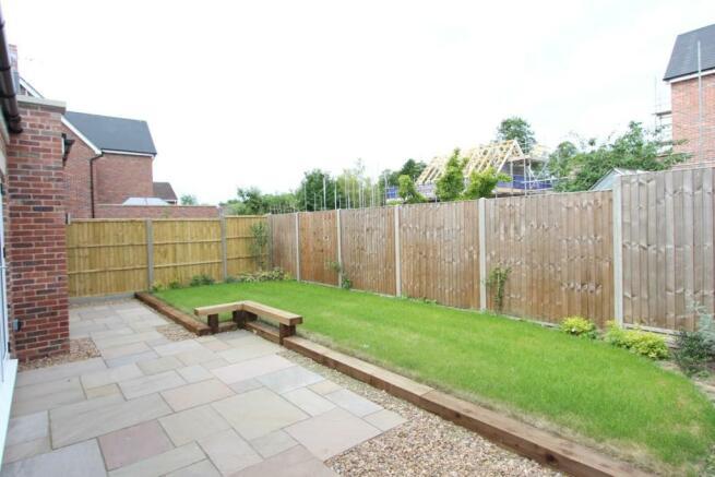 Rear Garden - Similar Plot