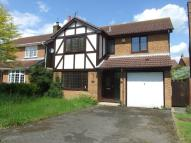 Detached property to rent in CRICK