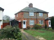 2 bed semi detached property in Bilton Lane, Dunchurch...