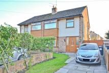 3 bedroom semi detached house in Mill Lane, Burscough...